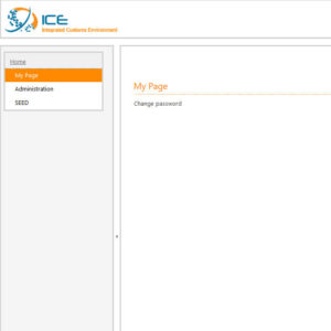 cSEED: Systematic Electronic Exchange of Data for Customs Administrations